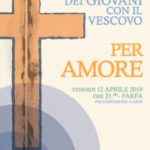 """Via Crucis dei Giovani - """"Per Amore"""""""