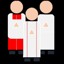 Materiale Ministranti