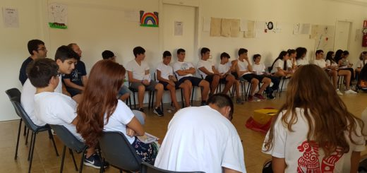 Archivio Foto Campi Teenagers