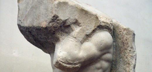 Con occhi nuovi #4 - I Prigioni di Michelangelo: Atlante