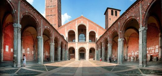 Con occhi nuovi #6: la basilica di S. Ambrogio